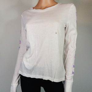 """NWOTAMERICAN EAGLE⏳Soft & Sexy """"So Over It"""" LS Tee"""